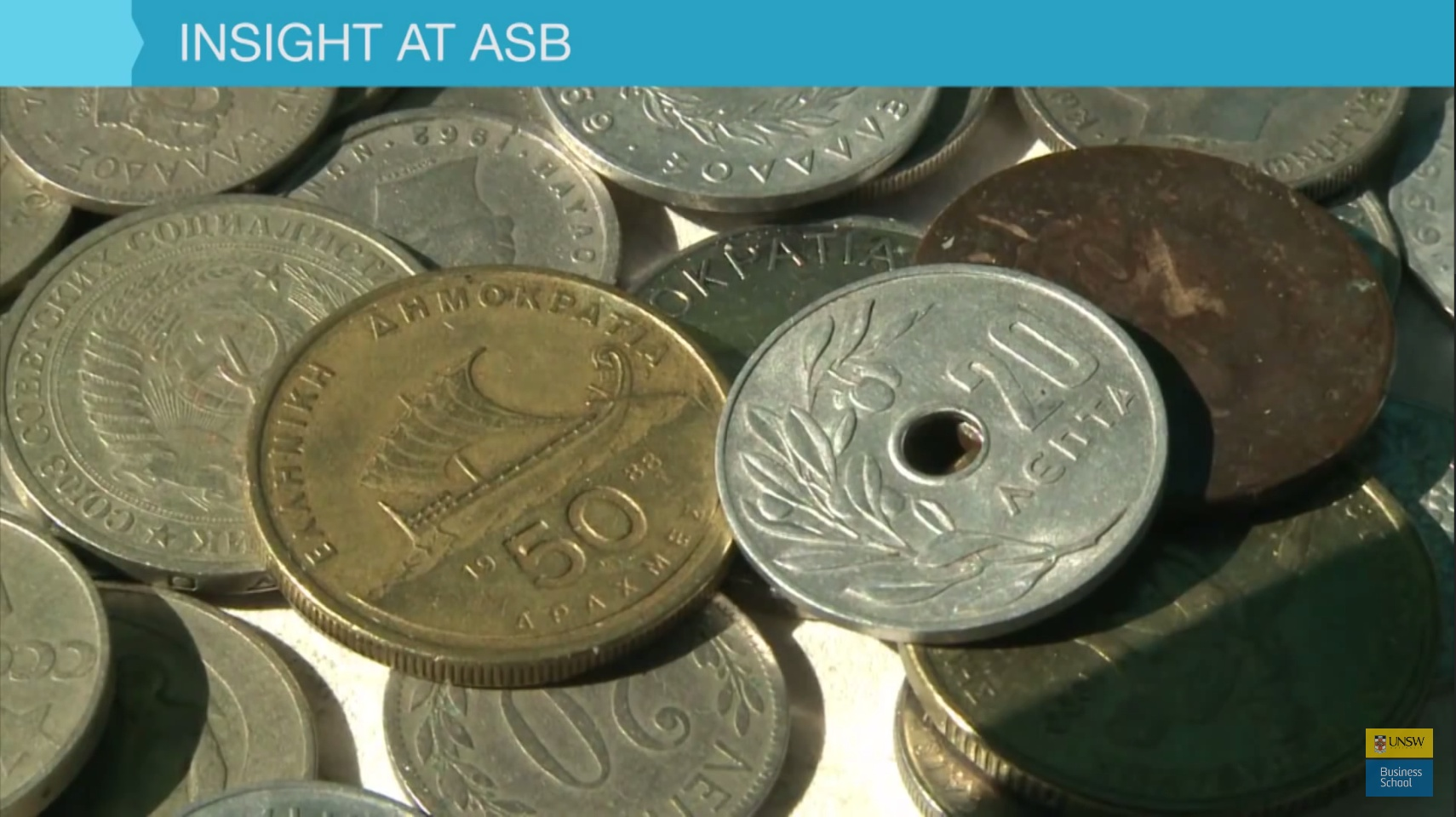 ASB Pulse – Episode 7 – Will the Euro Collapse?
